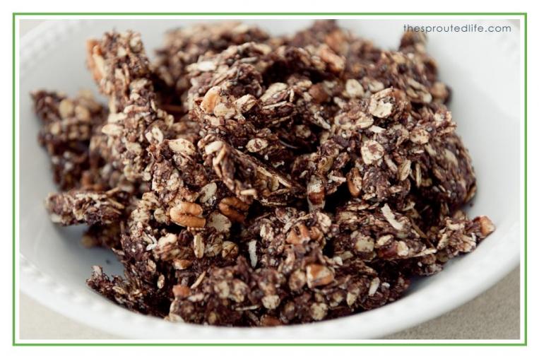chocolateGranola1