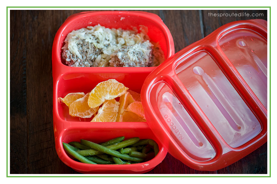 A Snapshot of Life: Packing Lunches
