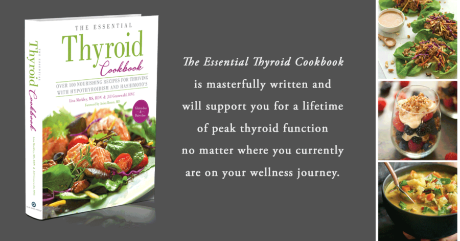 A Resource for my Thyroid Clients (or a cookbook for anybody)